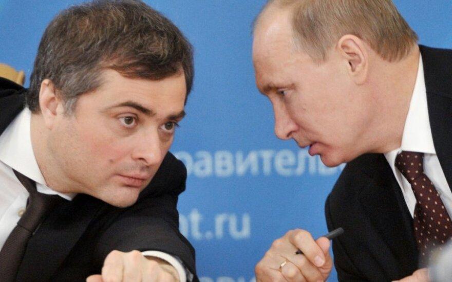 Vladislavas Surkovas, Vladimiras Putinas