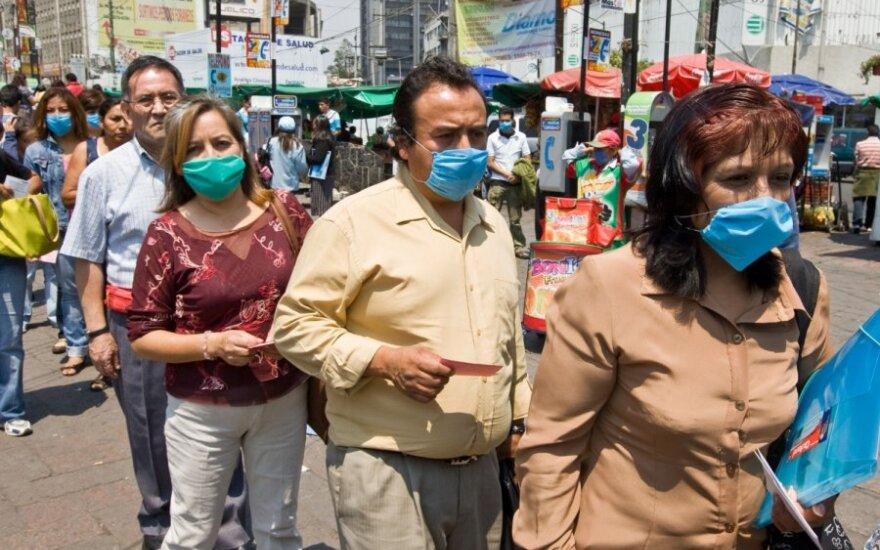 В Мексике продолжает расти число жертв свиного гриппа