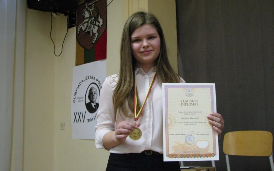 Wręczenie nagród laureatom XXV Olimpiady Języka Polskiego