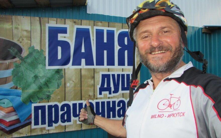 Ks. Dariusz Stańczyk z Usola Sybirskiego