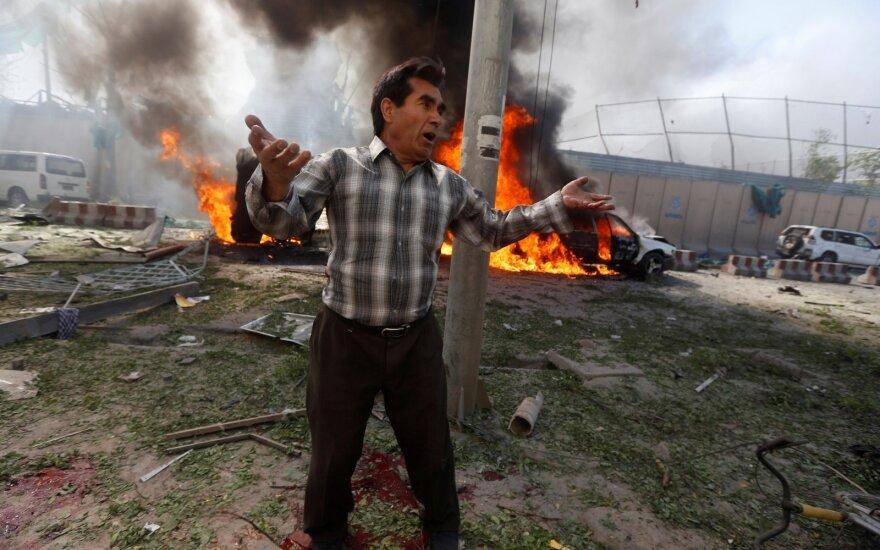 Число жертв взрыва в Кабуле превысило 80 человек