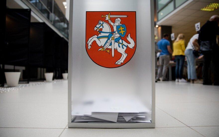 Президент призывает литовцев за рубежом активно регистрироваться для голосования на выборах в Сейм