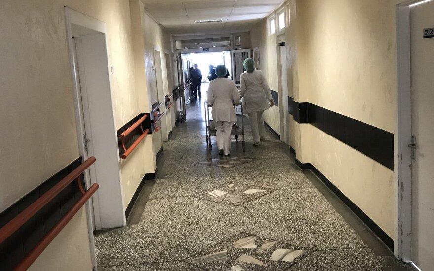 В вильнюсской больнице, не получив необходимого лечения, скончалась женщина с сильными ожогами