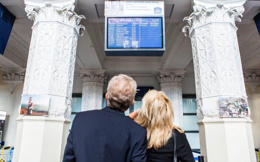 В Литве - рост иммиграции, волна эмиграции спадает