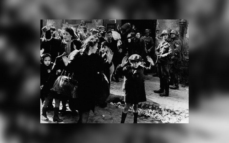 2011 год предложили объявить годом памяти Холокоста