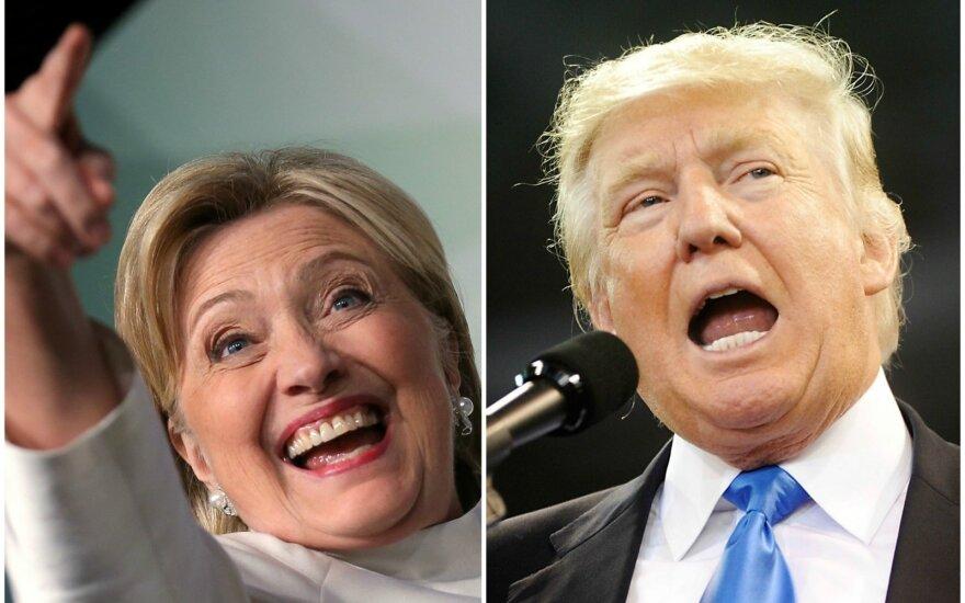 Литовцы США обеспокоены исходом выборов президента
