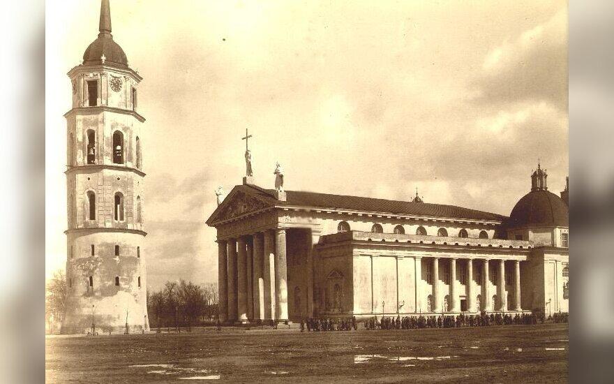 Вильнюс по случаю 100-летия Литвы на неделю вернется в 1918 год