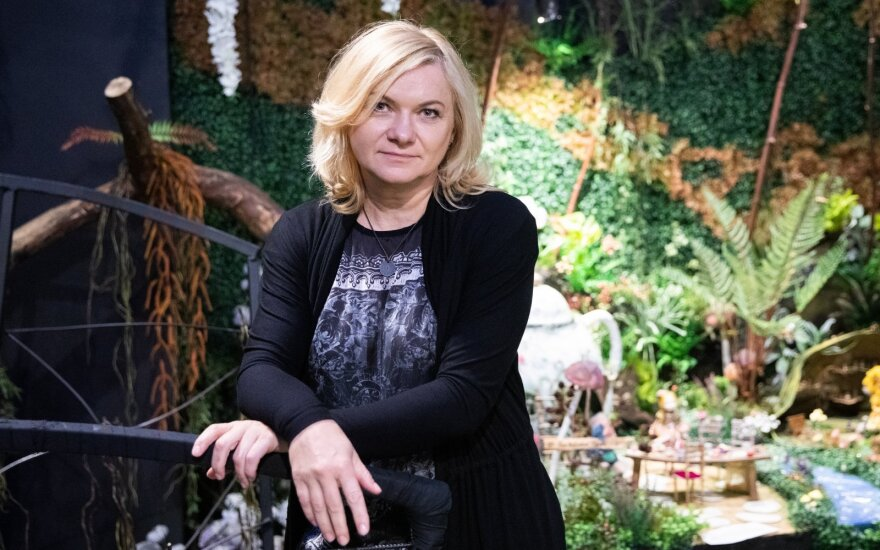 Lėlininkė Edita Lei