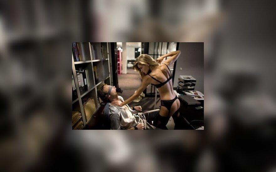 Секс с ангелом видео