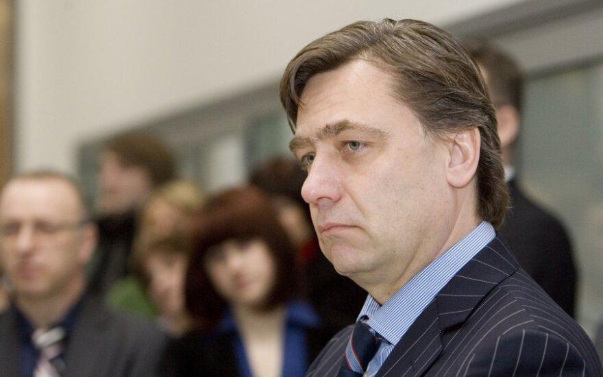 Багдонас: диалога по вопросам виз с Беларусью нет