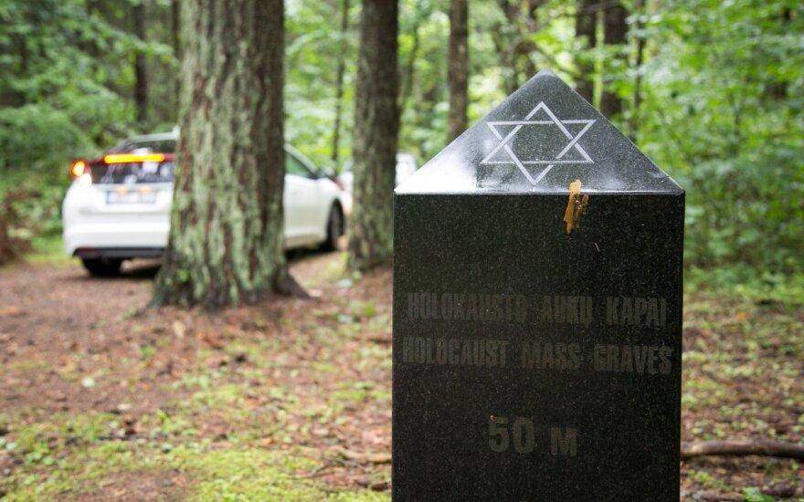 Дипломат США: прославление пособников Холокоста вредит репутации Литвы