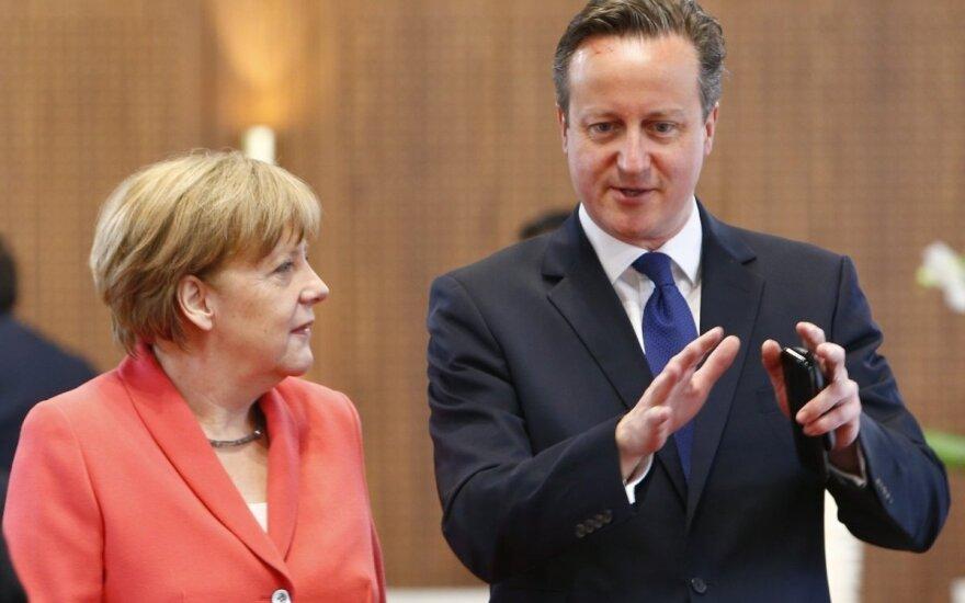 Prosty plan Davida Camerona: Imigrantów ma być jak najmniej