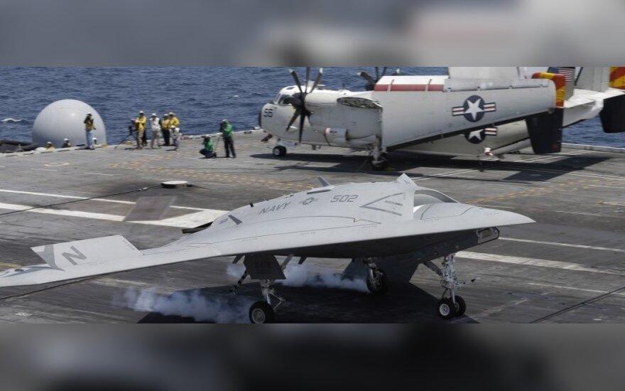 СМИ: США направили в Черное море авианосец USS George H.W. Bush
