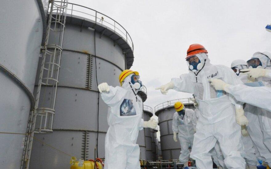 """Япония разрешила заселять зону вокруг """"Фукусимы-1"""""""