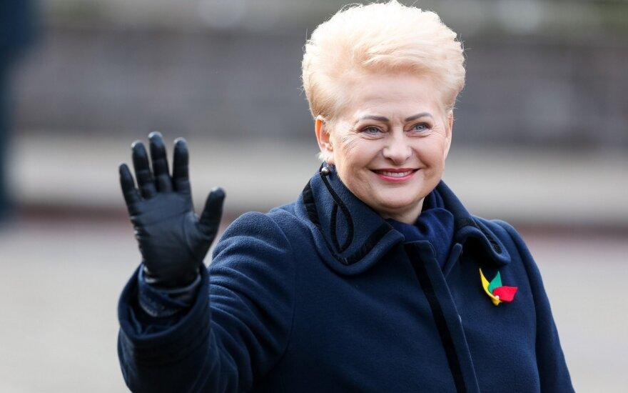 Президент Литвы обсудит в Словакии и Австрии укрепление НАТО и энергобезопасность