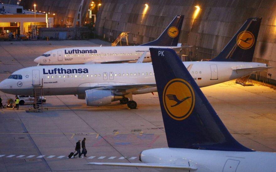 Lufthansa из-за коронавируса сохранит лишь 5 процентов рейсов