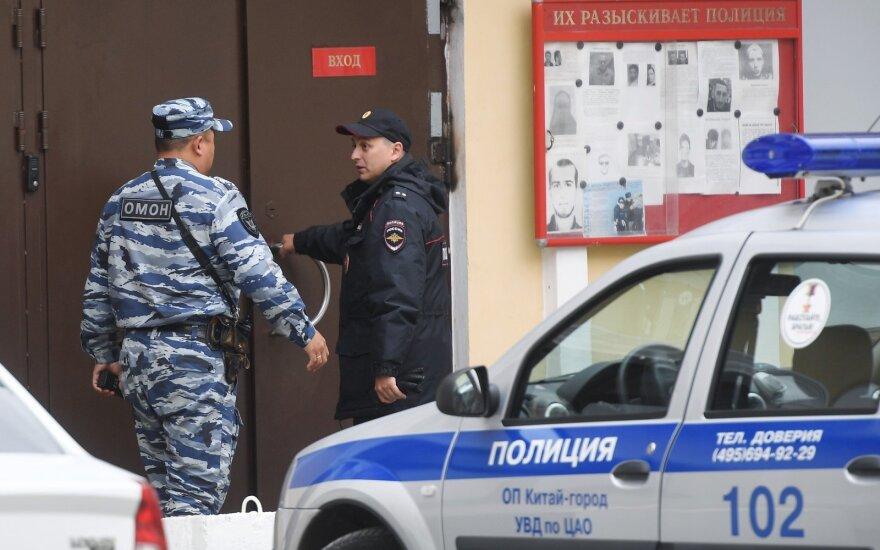Полиция отпустила стрелявшего в московском отеле Джабраилова