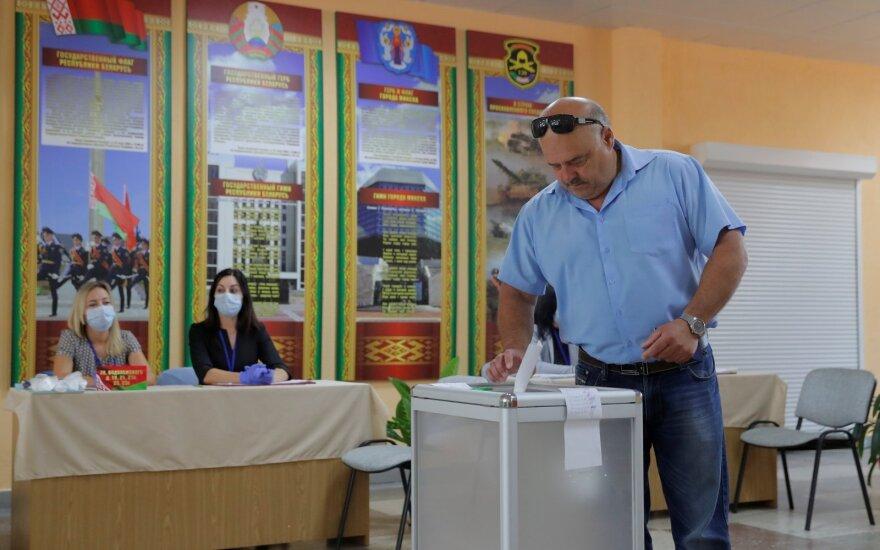 ЦИК Беларуси: досрочно проголосовали более 40% избирателей
