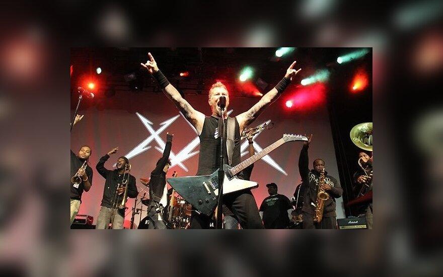 ВИДЕО: Metallica показала трейлер фильма о себе