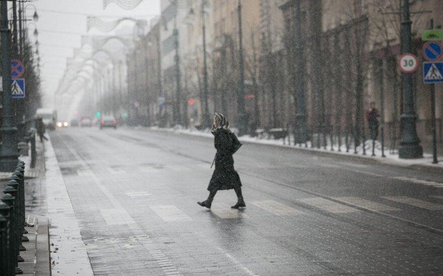 Погода: снег и мороз надолго не задержатся