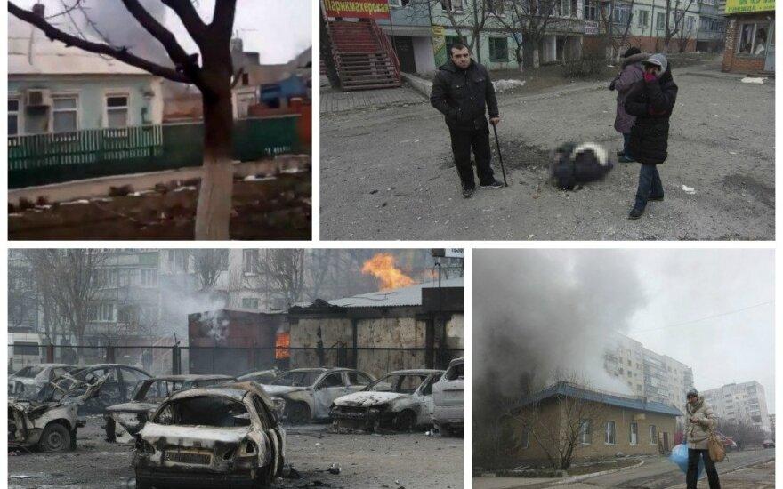 Pomoc Polakom w Mariupolu