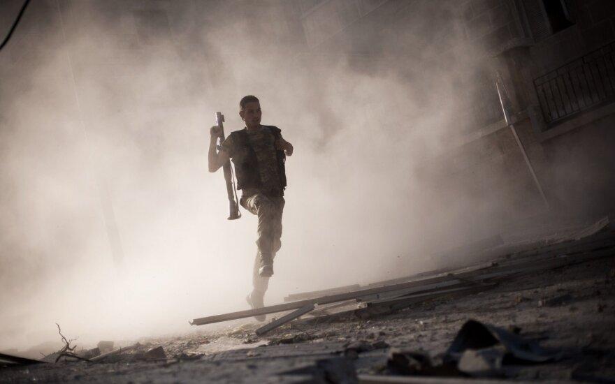 Cоглашение о прекращении огня в Сирии вступило в силу