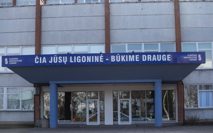 В Клайпеде от коронавируса выздоровел еще один человек
