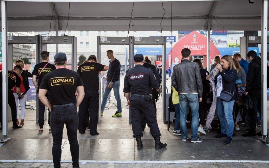 Футбольные болельщики вернулись поездом из Калининграда без инцидентов