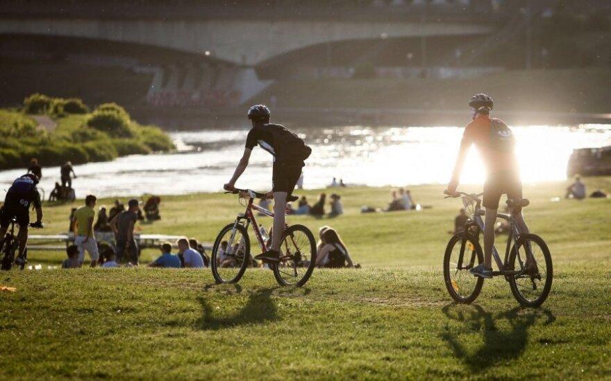 С июля – новые требования для велосипедистов