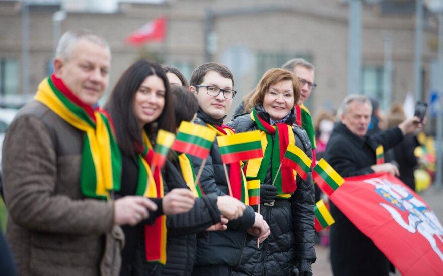 Опрос: большинство жителей страны удовлетворены изменениями в Литве