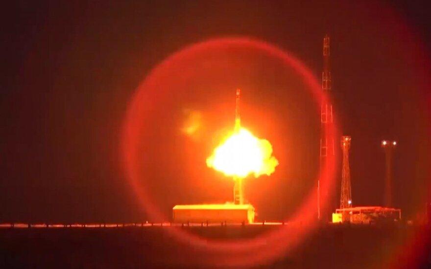 Минобороны РФ устроило показ спорной ракеты 9М729