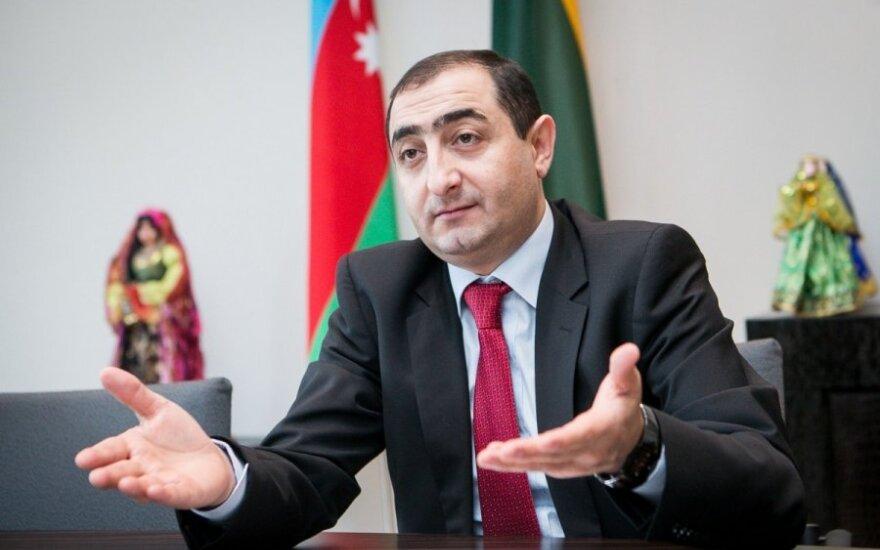 Посол Азербайджана считает опубликованные записи разговоров послов провокацией
