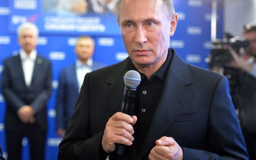 За Путина: выборы в России - главные цифры и занимательные факты