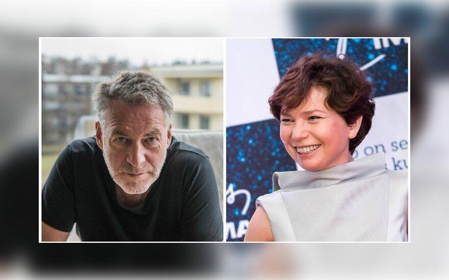 Толстая и Троицкий открывают в Эстонии радиостанцию