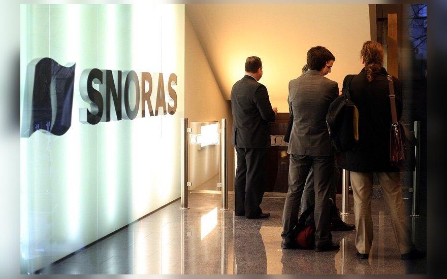 Нацбанк Литвы прекратил деятельность банка Snoras