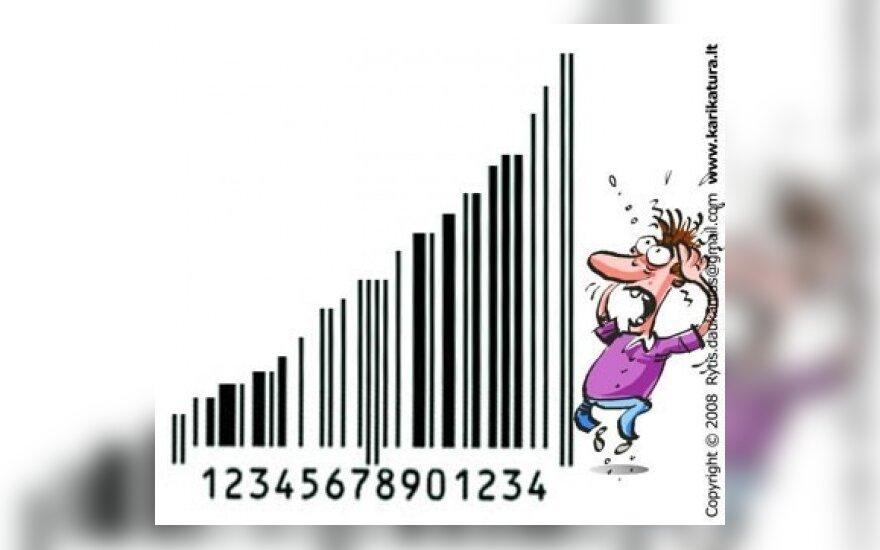 Новые налоги принесут рекордный рост цен