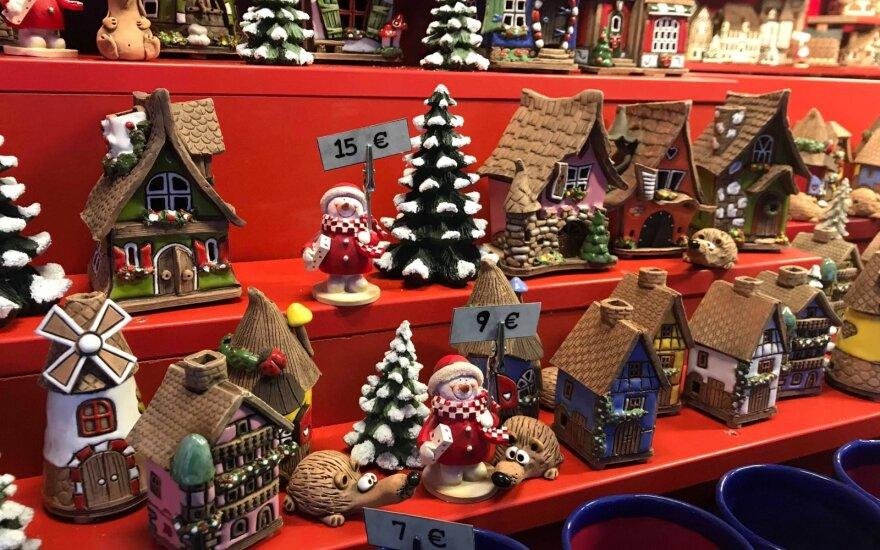 Kainos Vilniaus Kalėdų mugėje