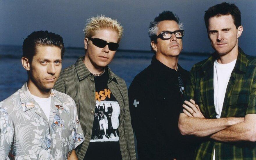 The Offspring fot. Sony BMG