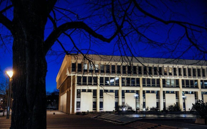 Правление Сейма просит дополнительных 1,5 миллиона евро на зарплаты работникам и ремонт зала