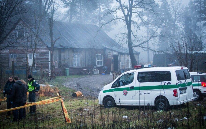 В вильнюсском таборе обнаружен труп