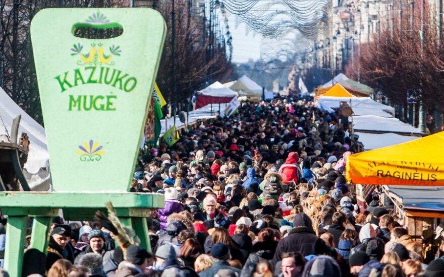 В выходные в Вильнюсе пройдет ярмарка Казюкаса