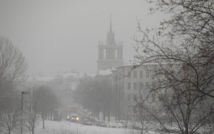 Погода: осадки в Литву вернулись ненадолго