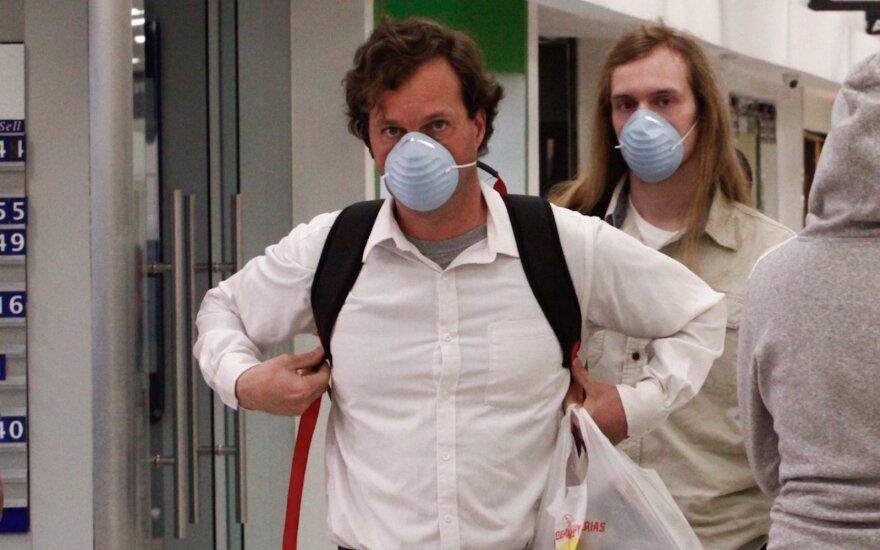 Новых случаев коронавируса в Литве пока нет