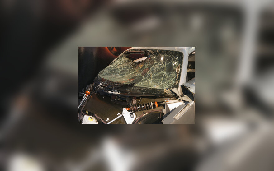 Karas keliuose, avarija, mirtis ID: 42-17659082