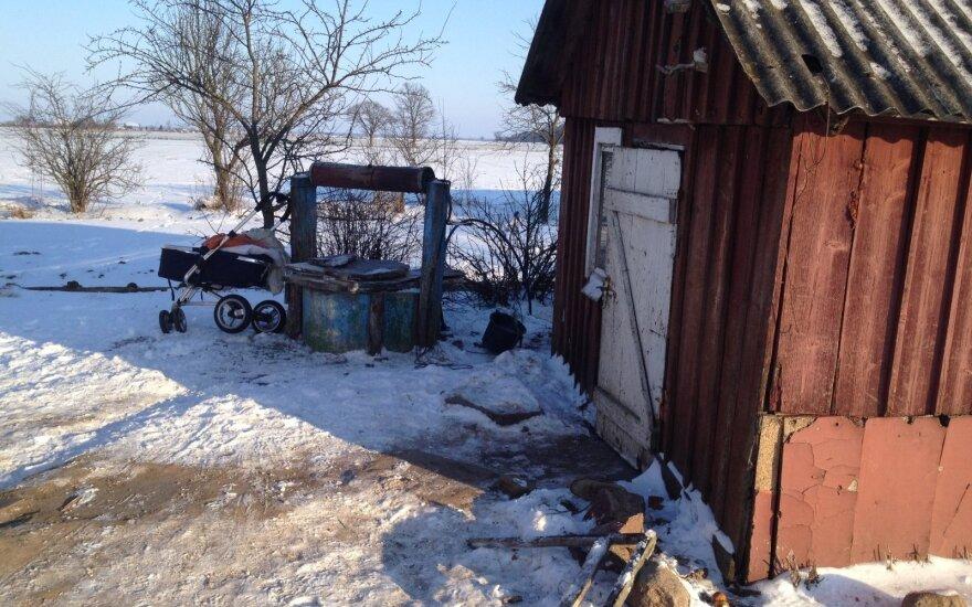Трагедия на хуторе: отец бросил в колодец двоих детей