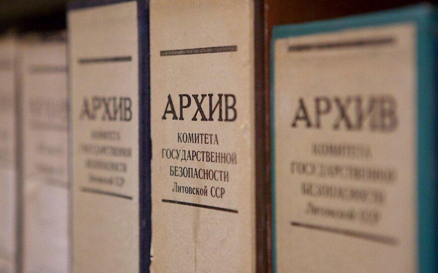 Сейм Литвы сделал первый шаг в обнародовании фамилий признавшихся экс-агентов КГБ