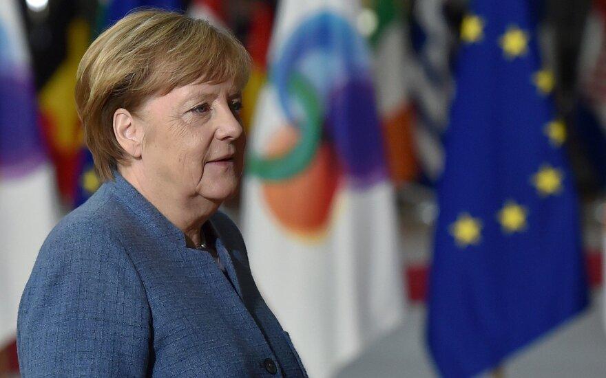 """Меркель указала на важность """"Восточного партнерства"""" для безопасности ЕС"""