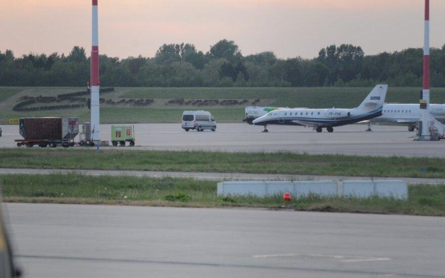 Hamburgo oro uostas, Vokietija