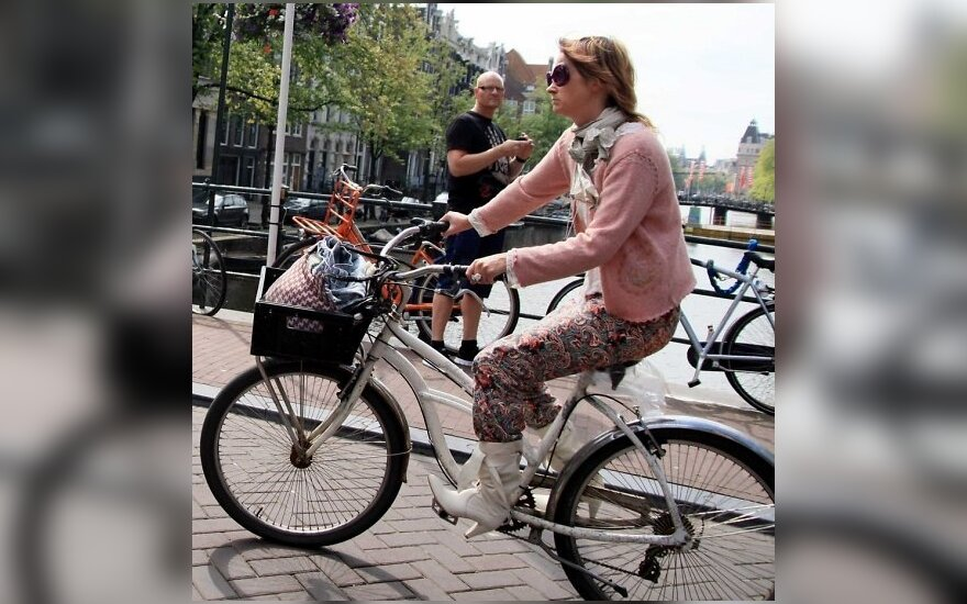 Уличная мода Амстердама