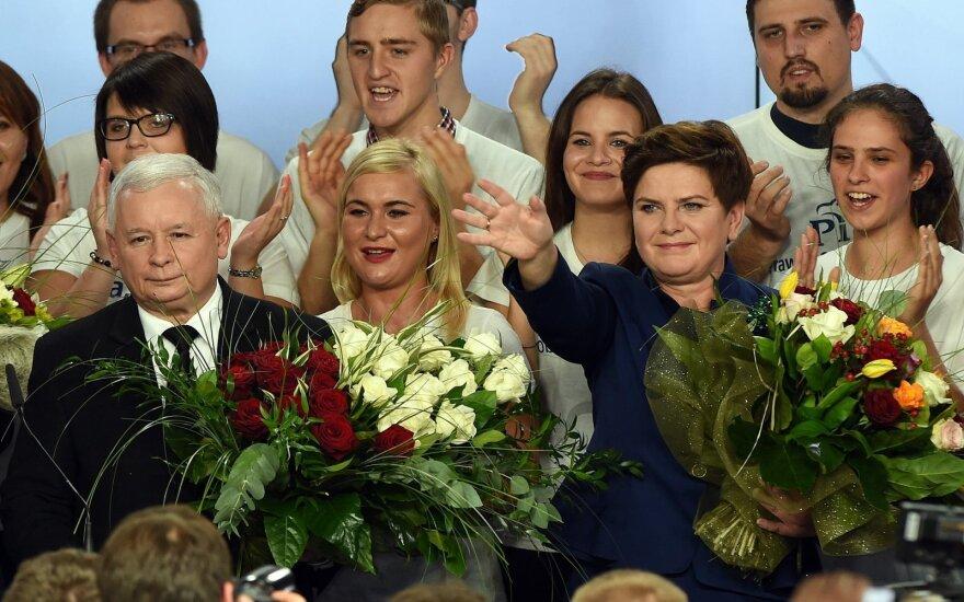 Евроскептицизм польских коллег вызывает опасения у литовских политиков